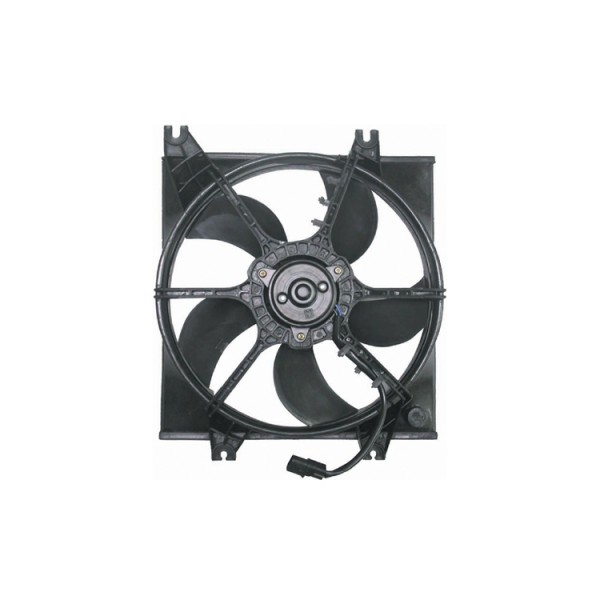 AC Cooling Fan Assembly HYUNDAI Accent