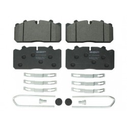 SBP Front Brake Pads DAEWOO Lanos - Made In Korea