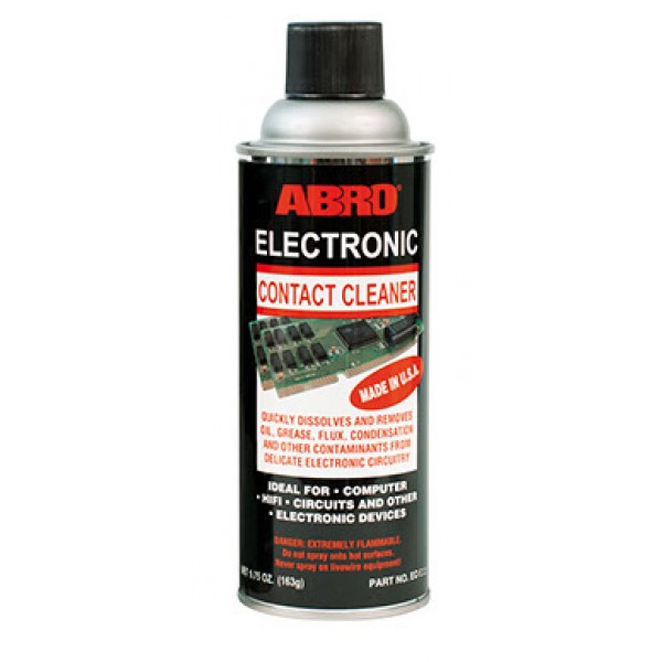 Abro Electronic contact cleaner - small size