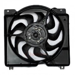 Radiator Cooling Fan Assembly Korean HYUNDAI Matrix 1998-2011
