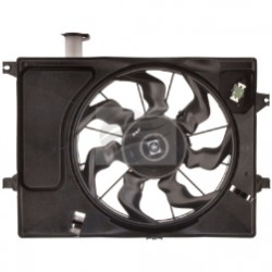 A/C & Radiator Cooling Fan Korean KIA Cerato 2009-2013
