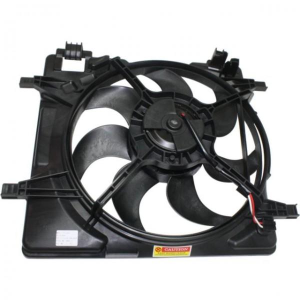 Radiator Cooling Fan Assembly Korean CHEVROLET Spark 2006-2011
