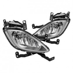 Carri Foglight Set Complete Chinese HYUNDAI Elantra MD 2012-2014