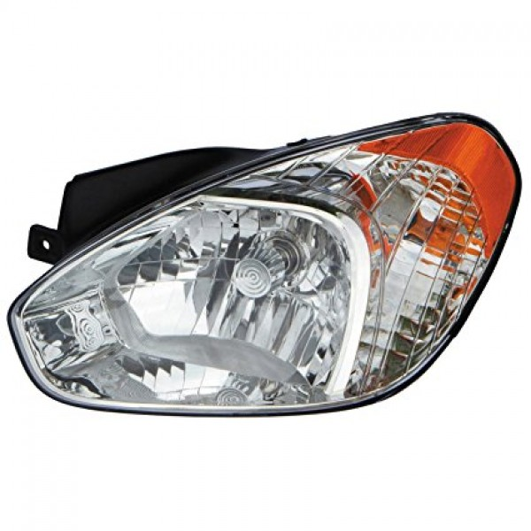 CHINESE LEFT Headlight NEW ACCENT
