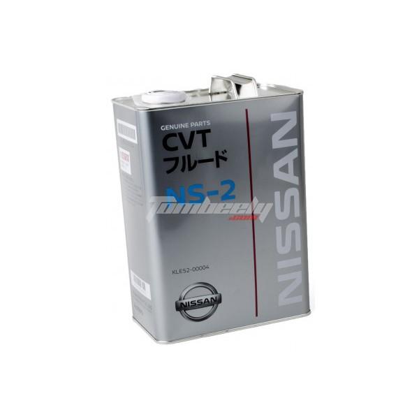 Genuine ATF(CVT) Nissan Qashqai J10 2015 - 2019