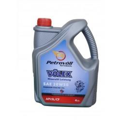 PETROVOLL VOLEX Engine Oil 20W50 SL/CF 7000 km, 4 Litre