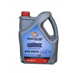 PETROVOLL STARK Fully Synthetic Engine Oil 5w40 -SN/CF, 10000 Km, 4 Litres